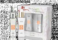 PERFUMED SET WITH BALSAM Эксклюзивный женский набор: парфюмированная вода + бальзам для тела.