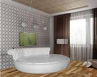 Круглая кровать. Кровать круглая. Изготовление круглых кроватей и кроватей с мягким изголовьем по индивидуальным заказам.