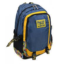 Прочный рюкзак Lanpad 3374 blue, 27 л. синий