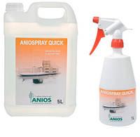 Аниоспрей квик 750, мл, с распылителем