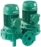 Насос сдвоенный с сухим ротором Wilo-VeroTwin-DPL  , WILO (Германия)