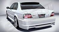 Бампер задний BMW E38