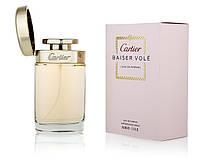 Женская парфюмированная вода Cartier Baiser Vole 100 ml ( Чувственный и загадочный аромат)
