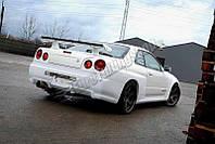Бампер задний Nissan Skyline R34