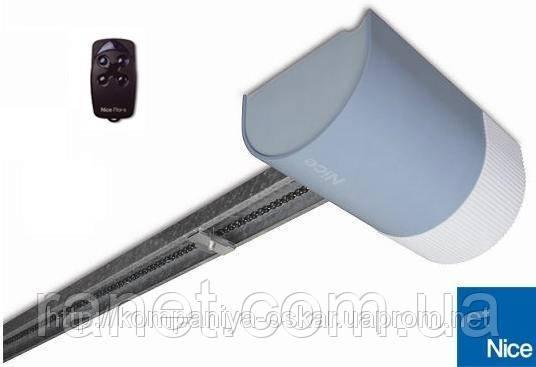 Привод NICE Shel 75 KCE для секционных гаражных ворот, купить в Киеве