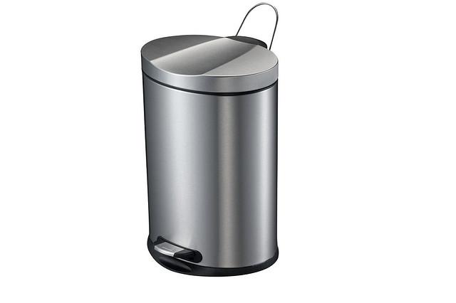 Ведро для мусора овальное 12 л