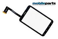 Оригинальный Сенсор (Тачскрин) для HTC Wildfire S | А510е | G13 (Черный)