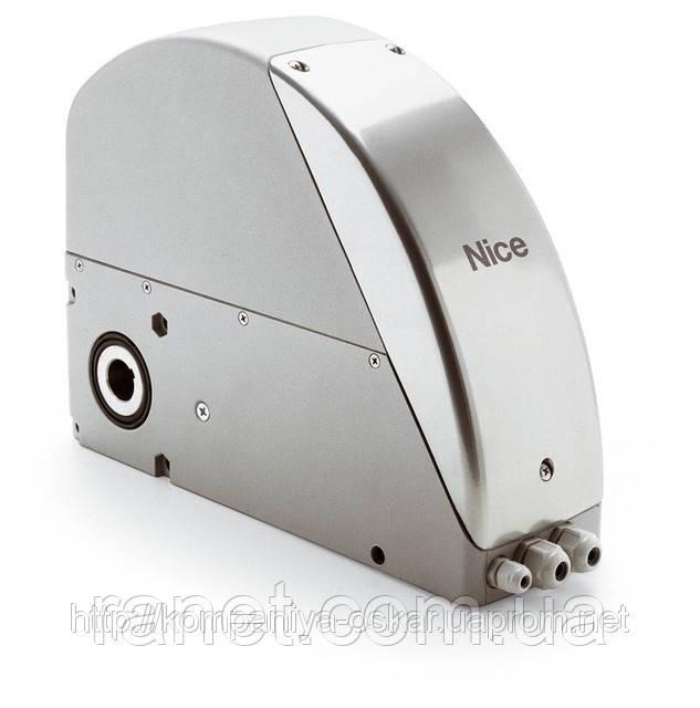 Приводы осевые навальные для секционных ворот NICE Sumo