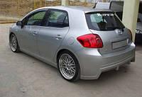 Бампер задний Toyota Auris