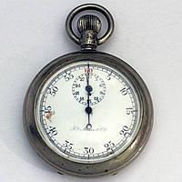 H.Moser & Cie Г. Мозеръ и Ко старинный секундомер
