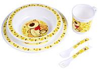 Детский набор посуды (Compol)