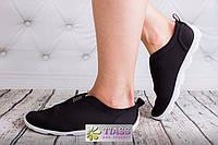 Черные женские кроссовки р. 38-41