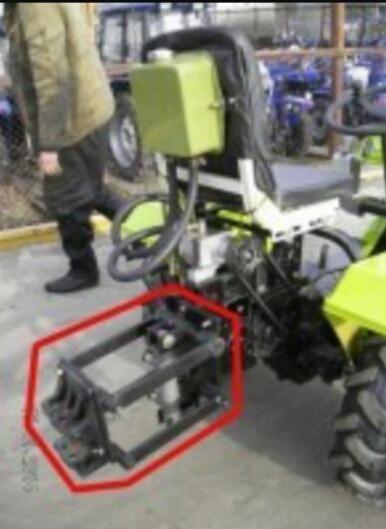 "Навесной механизм DW120 / DW120B  - ""Агротрейд"" в Виннице"