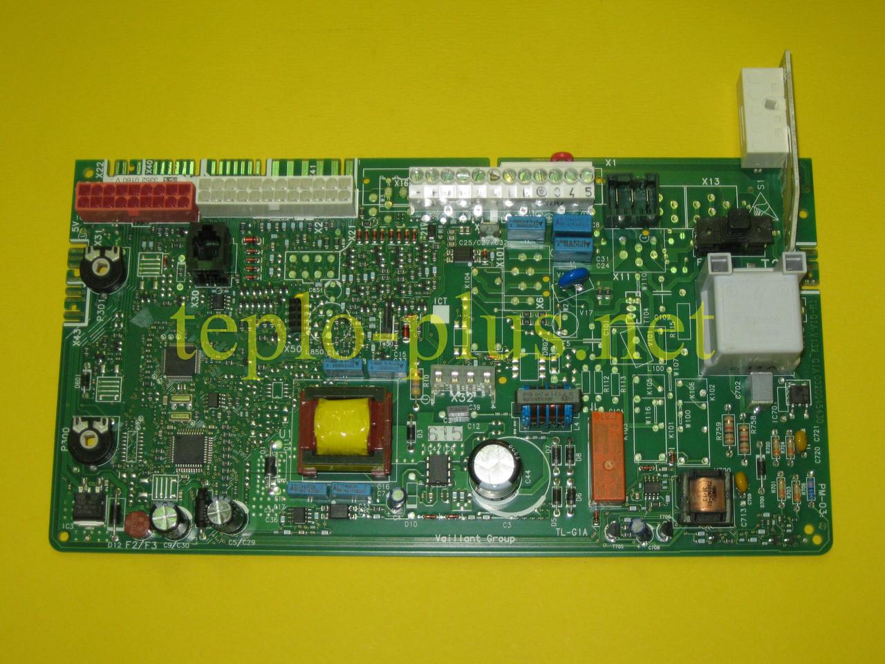 Плата управления 0020035442 Vaillant atmoTEC Pro VUW 180/3-3 М R1, VUW 200/3-3 М R1, VUW 240/3-3 М R1