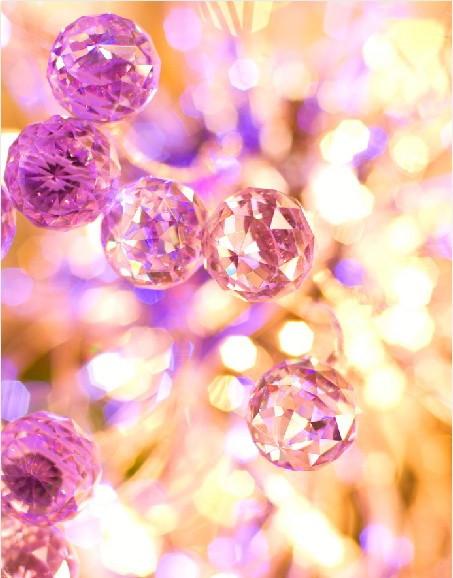 Фотообои Кристалы 2