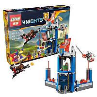 "Конструктор Lepin 14007 Nexo Knight (аналог Лего) ""Библиотека Мерлока"", 308 дет."