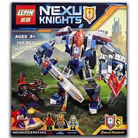 "Конструктор Lepin 14008 Nexo Knight (аналог Лего) ""Королевский Мех"", 390 дет"
