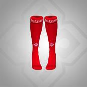 Гетры BestTeam Club Plus SS-20214 (красные)