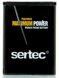 Аккумулятор для Nokia bl 4b 2760, 7373, n76, 5000, 2600c, 7370 Sertec