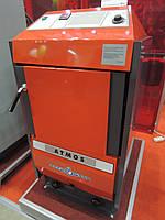 Твердотопливный пиролизный котел ATMOS DC 75 SE  площадь обогрева помещения до 750 м2