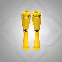 Гетры BestTeam SS-20214 (желтые)