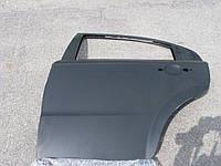 Дверь задняя левая Lh грунт АвеоТ250, Вида( 2006-2012) sdn