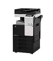 Konica Minolta bizhub C227 – полноцветное МФУ, A3, 22 стр./мин, копир, принтер, сканер, дуплекс
