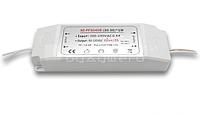 Драйвер для светодиодов 30-36*1W негерметичный пластиковый корпус 220V PF>0.9 Кп<1% 300mA