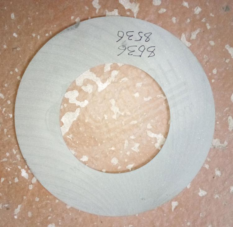 Накладка диска сцепл. (Трибо)  430х240х3,8. 1ТР-85