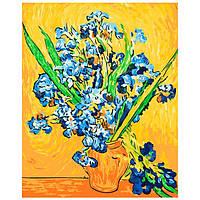 Набор для рисования по номерам Ирисы в вазе. Ван Гог