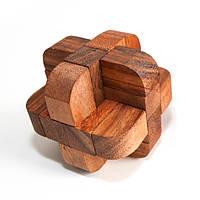 Деревянная головоломка Алмазный куб