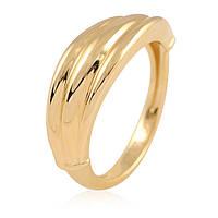 Кольцо из желтого золота 750 пробы, фото 1