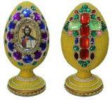 Яйцо с иконой №02