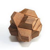 Деревянная головоломка Падающий шар