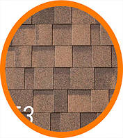 Черепица Cambridge XTREME №53 Autumn Brown