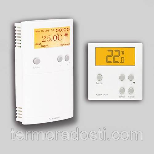 Salus ERT50 программатор водяного теплого пола (недельный)