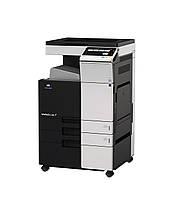 Konica Minolta bizhub C368, полноцветное МФУ, SRA3, 36стр./мин, копир, сетевой принтер, сканер, дуплекс, факс.