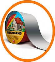 NICOBAND самоклеющаяся герметизирующая лента, цвет серебристый, длина 3 м, ширина 7,5см
