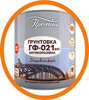 ПРОМИНЬ Грунт ЭПИ ГФ-021 красно-коричневая. 2,8кг
