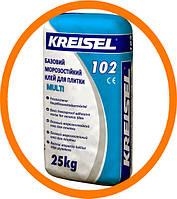 102 Kreisel Клеевая смесь для плитки, 25 кг