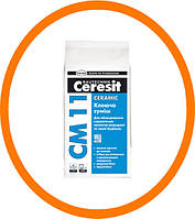 CМ 11 Клеящая смесь для плитки Ceramic, 5 кг