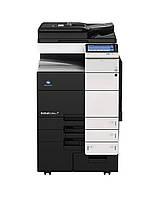 Konica Minolta bizhub C754e, А3, полноцветный копир, сетевой принтер, сканер, дуплекс, факс, ARDF, 75 стр/мин.