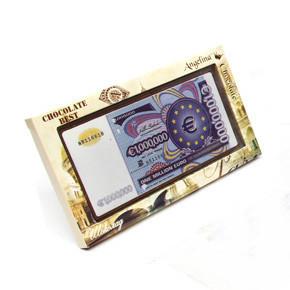 """Бизнес подарок мужчине. Шоколадный Миллион Евро - Интернет-магазин """"Шоколадный Рай"""" в Тернополе"""