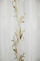 Готовые гардины тюль с рисунком, фото 1
