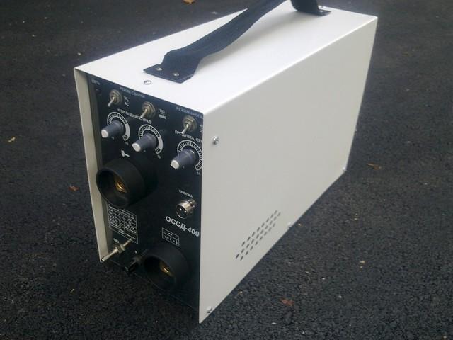 Сварочный осциллятор-стабилизатор ОССД 400