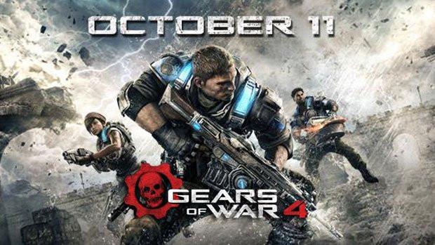 Gears of War 4 - новое видео геймплея из одиночной кампании