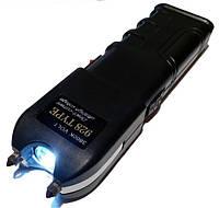 Шокер Оса 928 Крайт с системой антизахват, 3800 кВ, встроенный Led фонарь, пробой 5 см, чехол, 120 г
