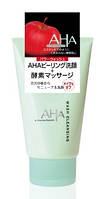 BCL Wash Cleansing AHA Пена-скраб для лица с фруктовыми кислотами 120 г