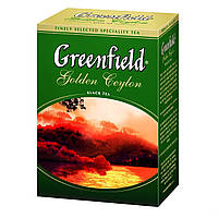 Чай Greenfield Golden Ceylon черный 100 г 907028