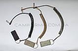 Страховочный шнур спиральный (тренчик) Черный, фото 2